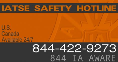 iatse safety