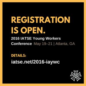 iatse young workers