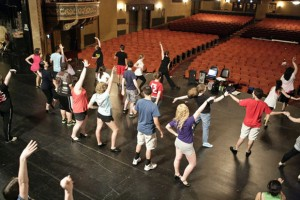 5 Things You Learn When You Work In Theatre For The First Time