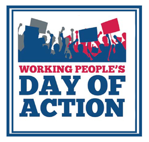 Working Peoples Day of Action – 2/24/18
