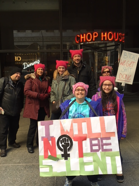 Women's March 1/20/18