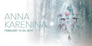 Anna Karenina (Joffrey Ballet)
