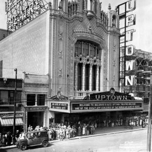 Why restore the Uptown Theatre … ?