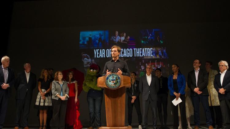 City promotes theater scene