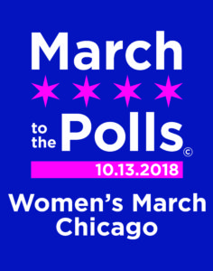 Women's March to the Polls – 10/13/18