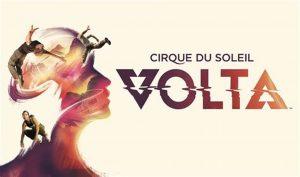 Cirque du Soleil 'Volta'