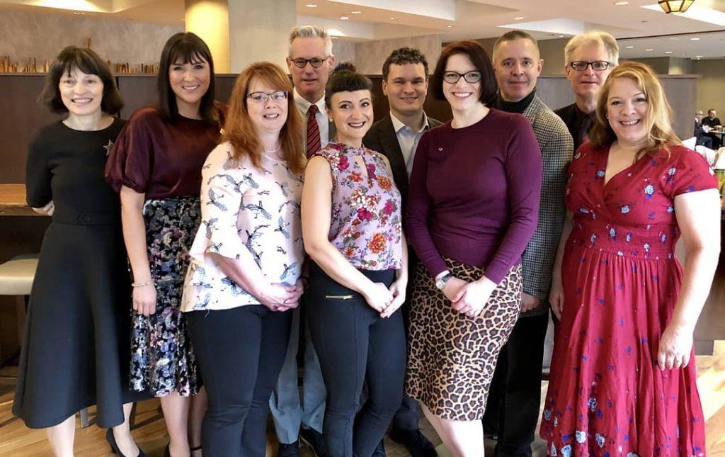 Wardrobe @ Executive Board Meetings