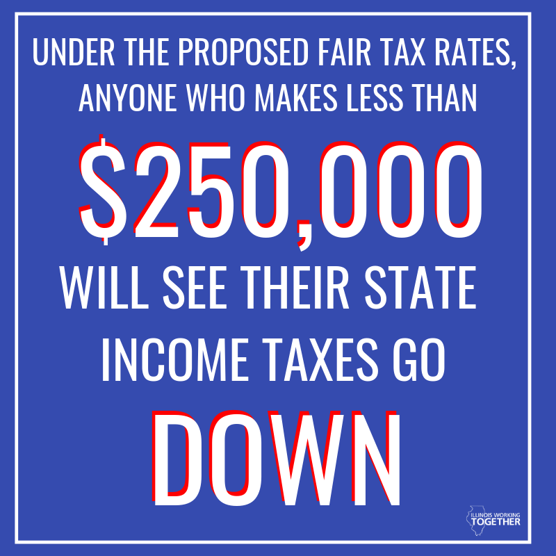 Pritzker Fair Tax Plan