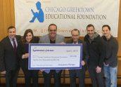 Cinespace donates $25K to ed foundation