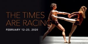 The Times are Racing (Joffrey Ballet)