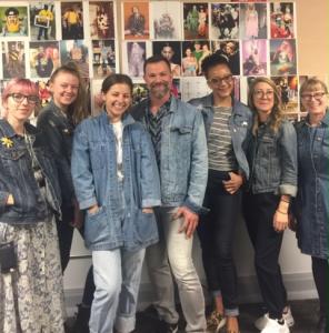 Great Minds Dress Alike: Chicago Utopia Costume Crew Shot