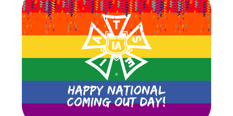 National Coming Out Day!