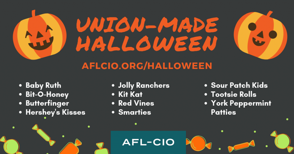 Union-Made in America Halloween