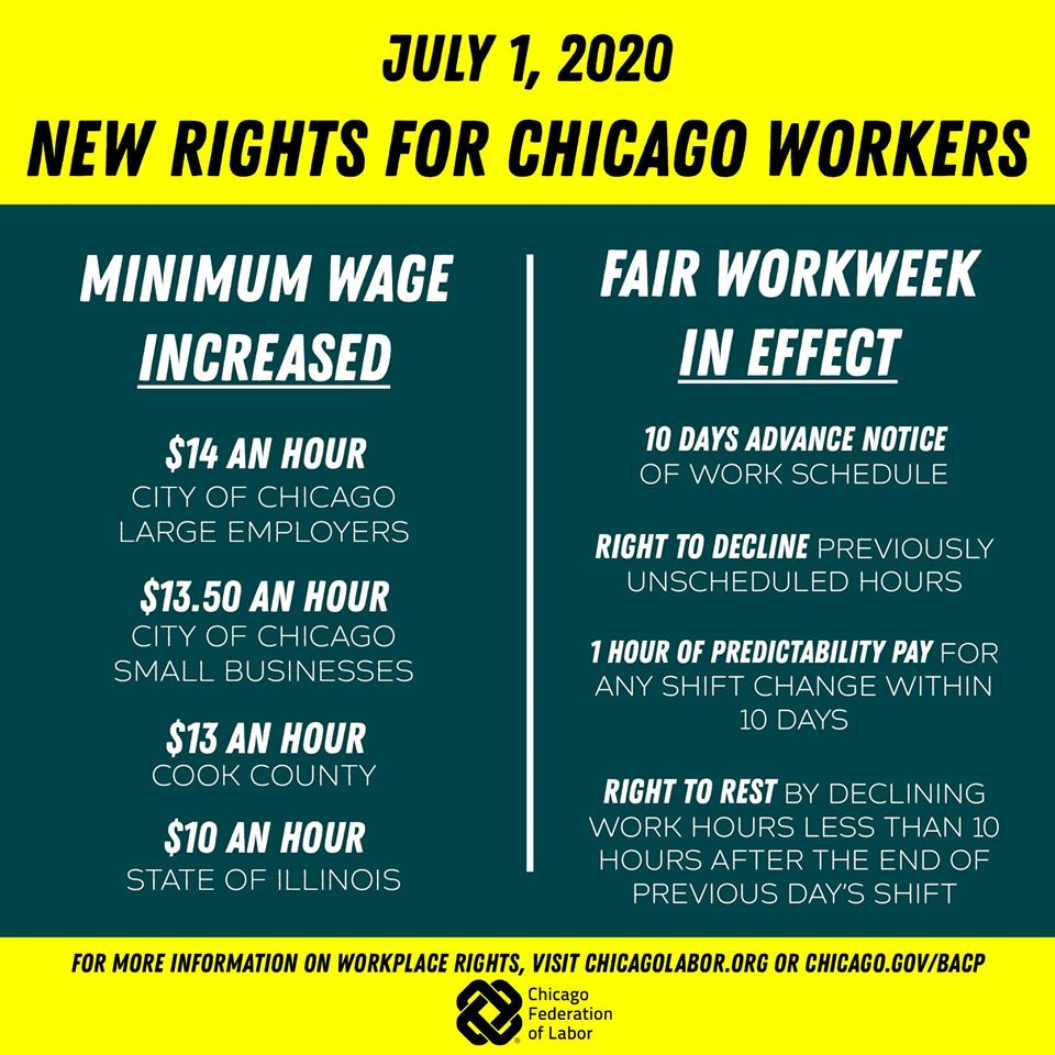 NEW RIGHTS FOR WORKERS