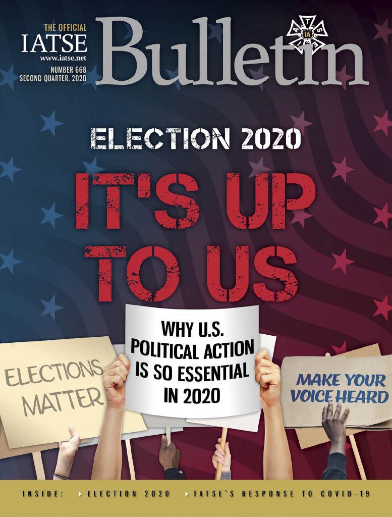 IATSE Official Bulletin Second Quarter Issue