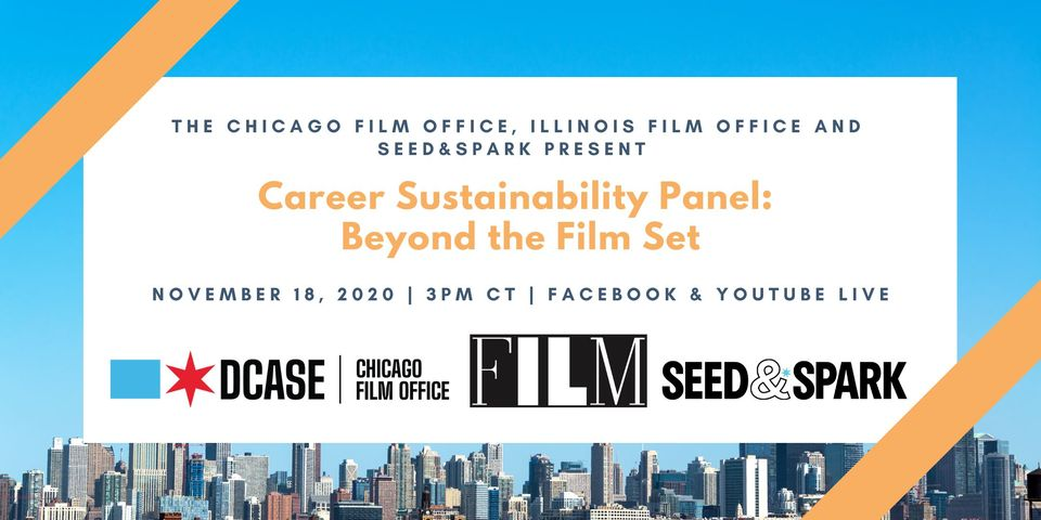 Career Sustainability Panel: Beyond the Film Set