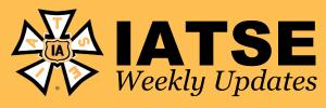 IATSE Weekly Newsletter 5/7/2021